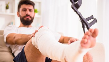 post operative physioterapy Galway
